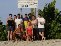 VISION Cipara field team 2005 - (c) CICTMAR