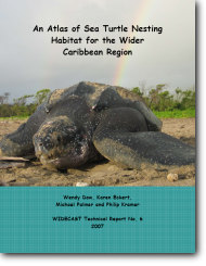 An Atlas for Sea Turtle Nesting Habitat for the Wider Caribbean Region
