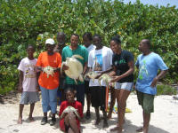 Anguilla7 - Volunteers & Staff (S Wynne)small