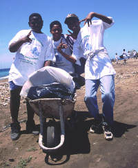 Curacao4 - Clean-up