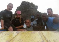 Grenada 1 - Ocean Spirits team