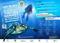 Guadeloupe6 - poster for divers