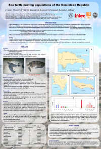 Tomás  et al (2007) Nesting in the DR, poster to XIV Congreso Europeo de Herpetología_SMALL