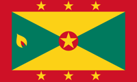 grenada flag small