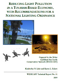 Reducing Light Pollution in Anguilla