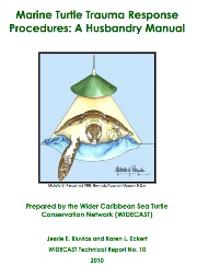 WIDECAST Sea Turtle Husbandry Manual